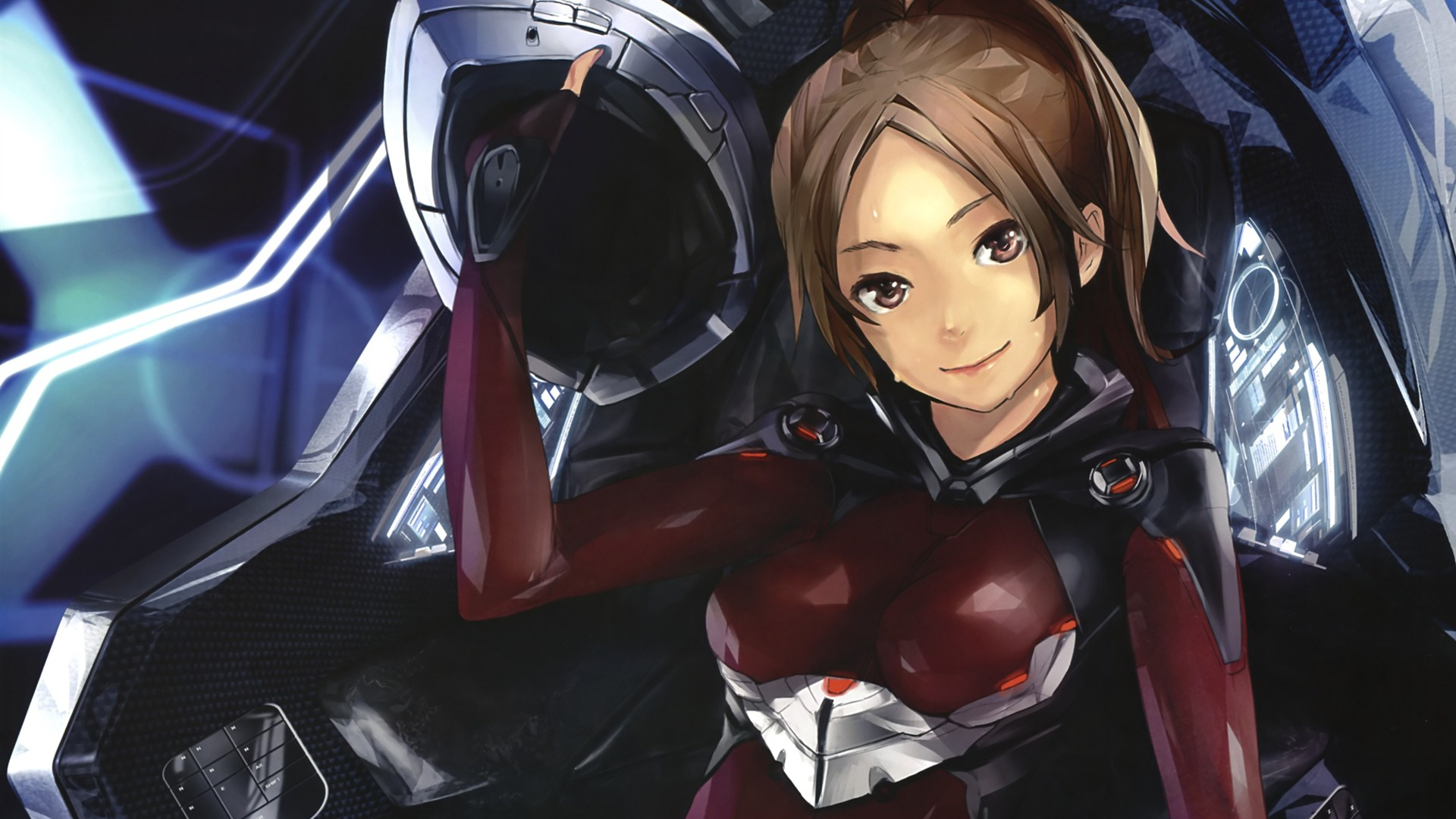 1920x1080 guilty crown pc hd v3wall voltagebd Images