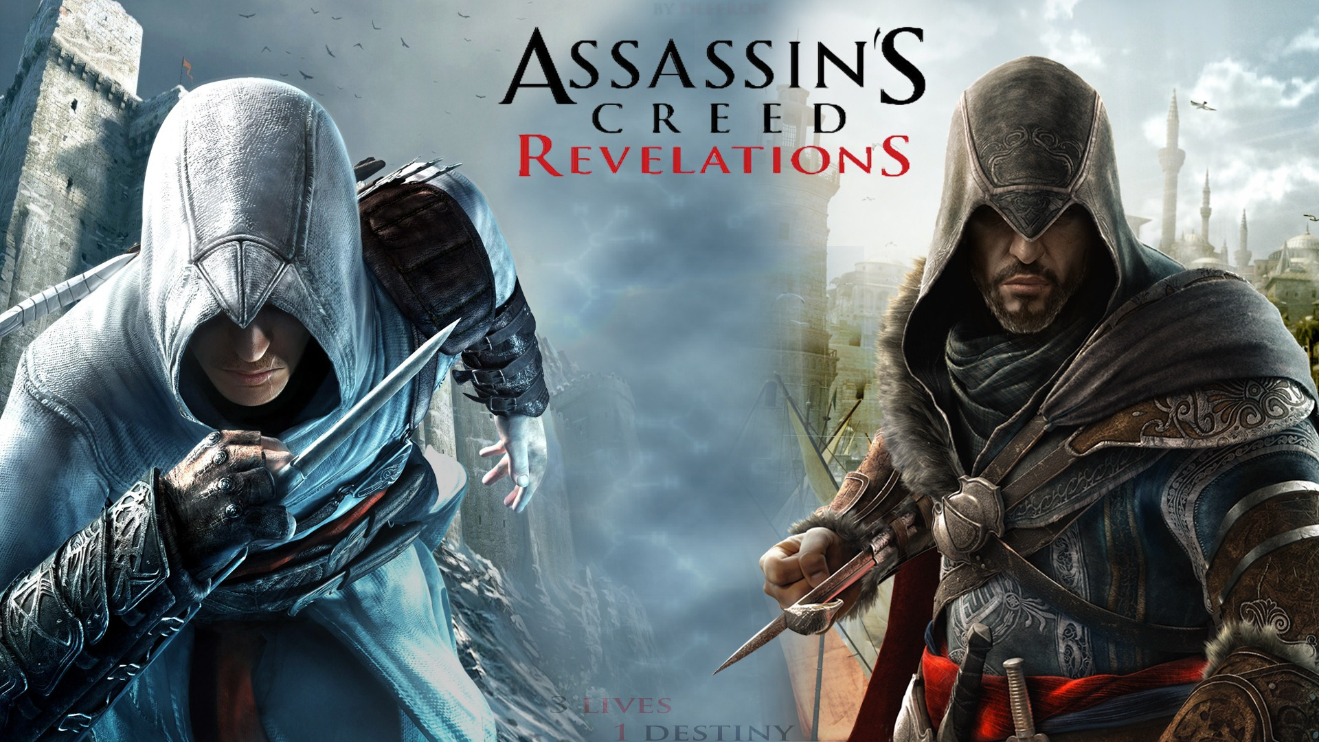 Assassins Creed Revelations Hd Wallpapers 20 1920x1080