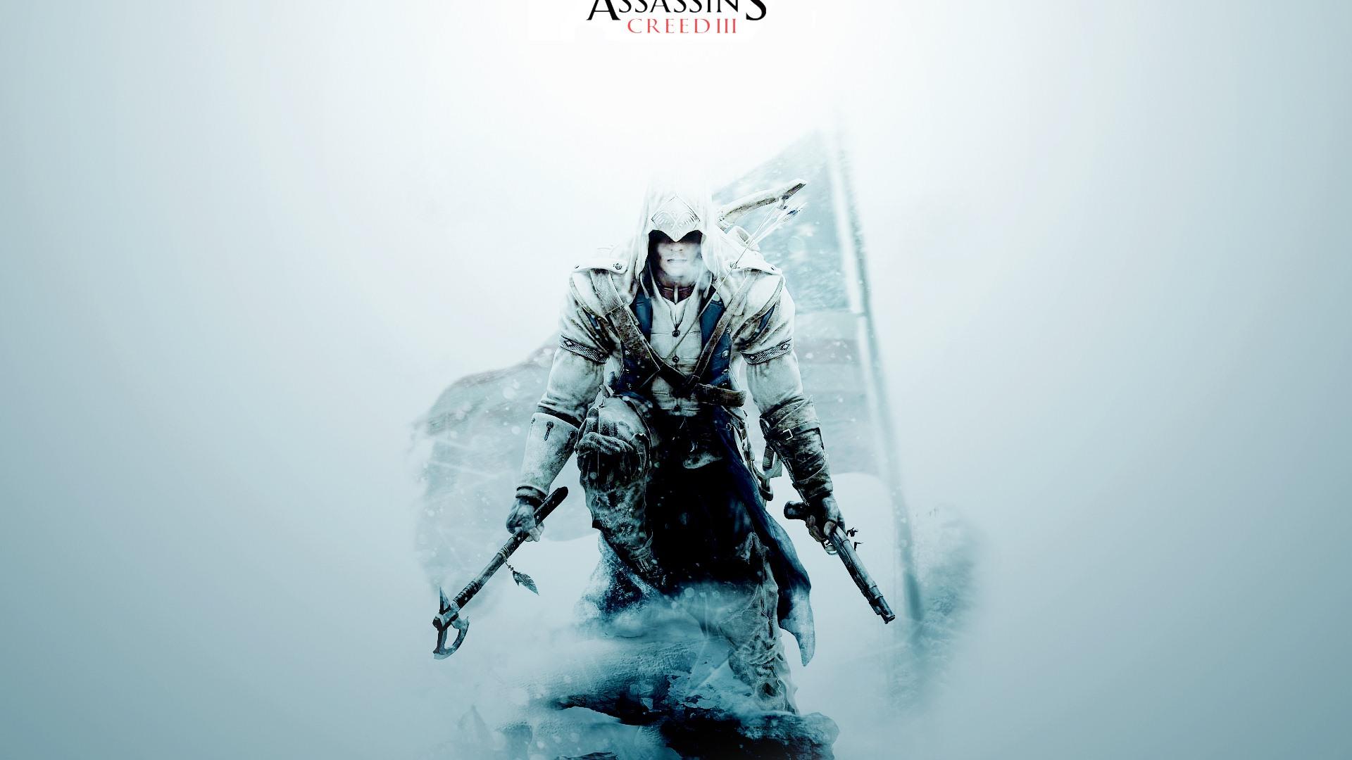 Assassins Creed III HD Wallpaper 11  1920x1080 Herunterladen