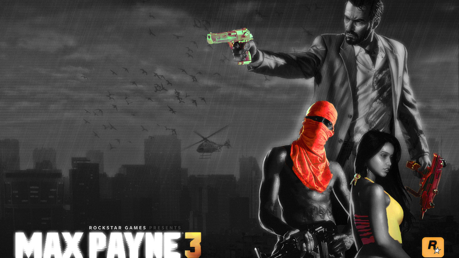 Max Payne 3 Hd Wallpapers 9 1920x1080 Wallpaper Download Max