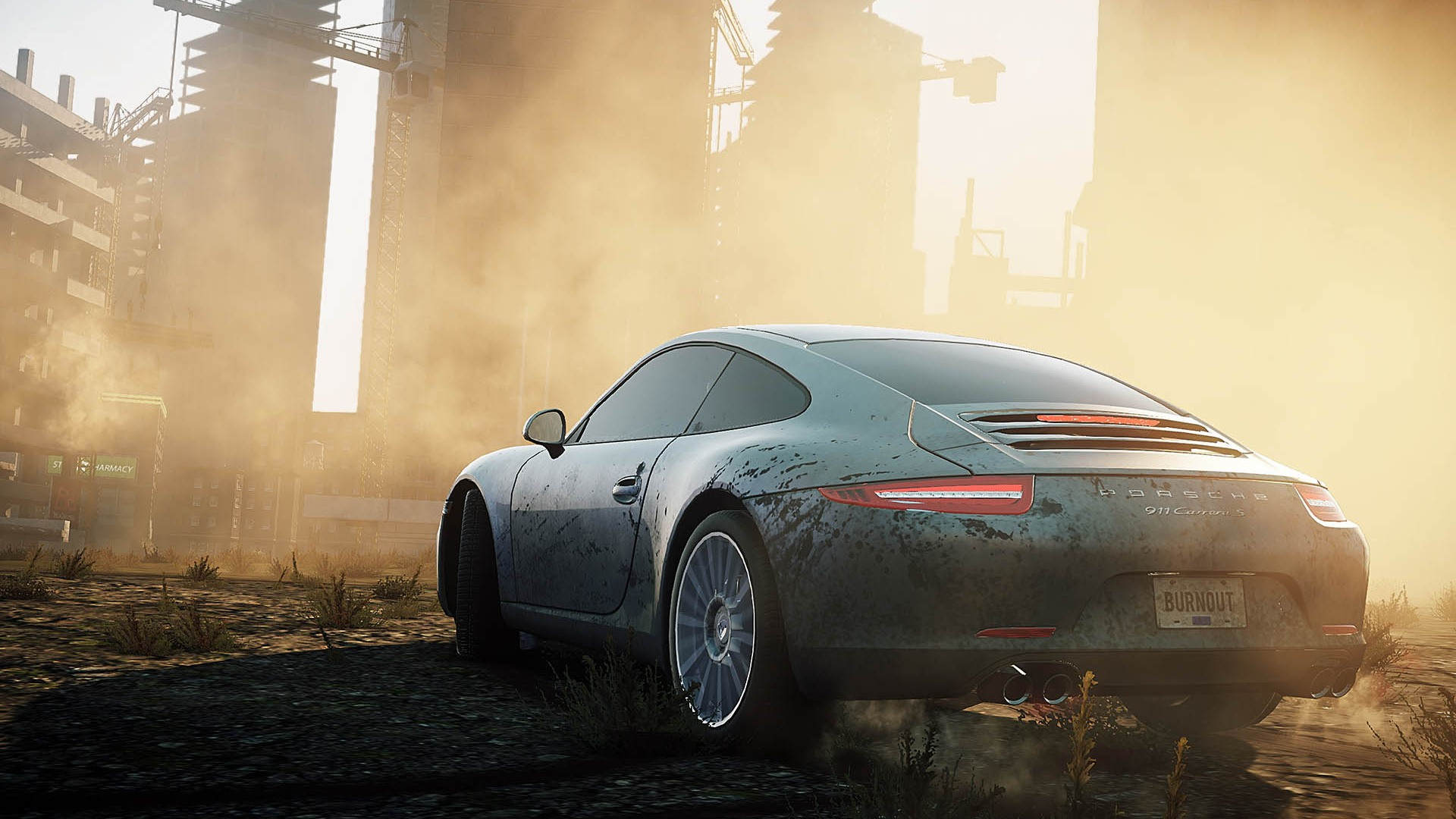 need for speed: most wanted hd wallpapers #14 - 1920x1080 wallpaper