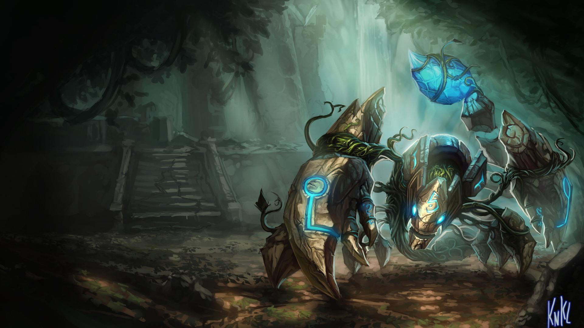 descargar juego league of legends para celular