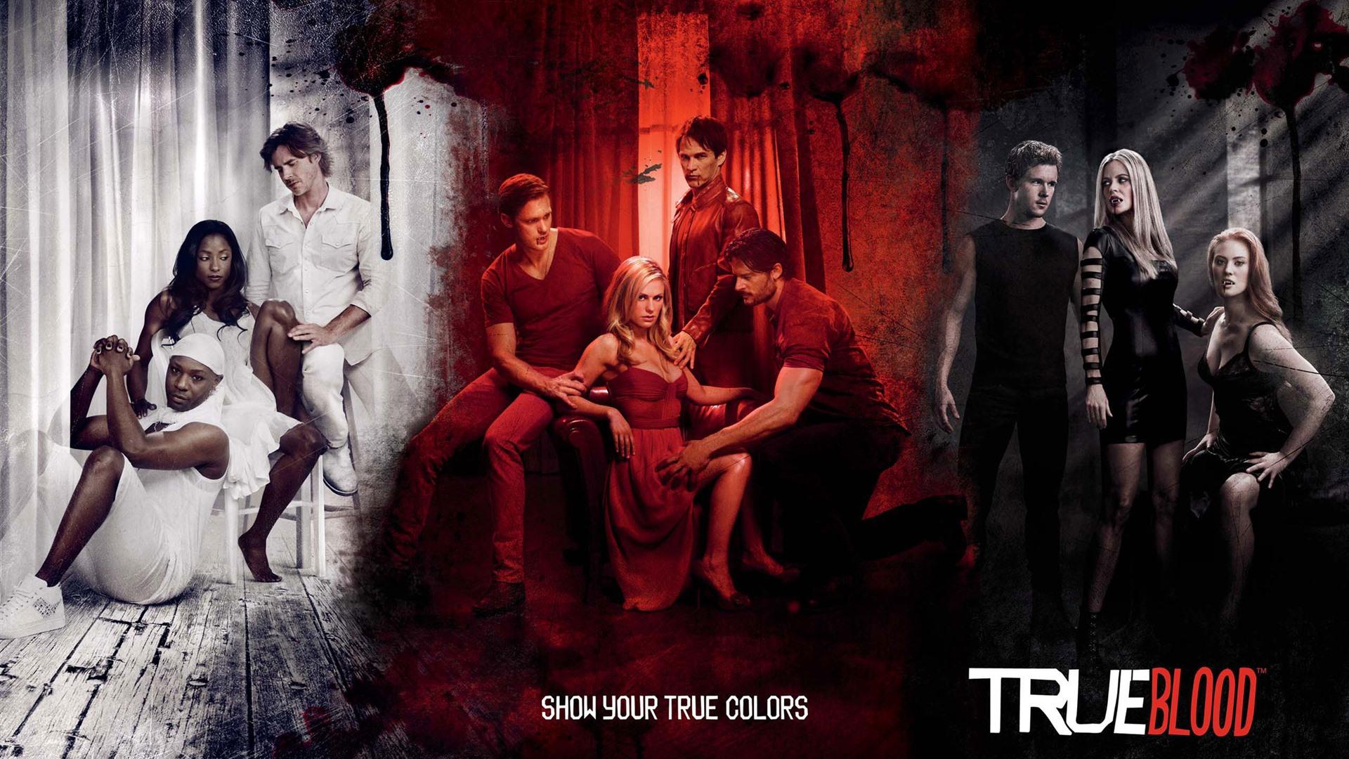 True Blood TV Series HD Wallpapers #2