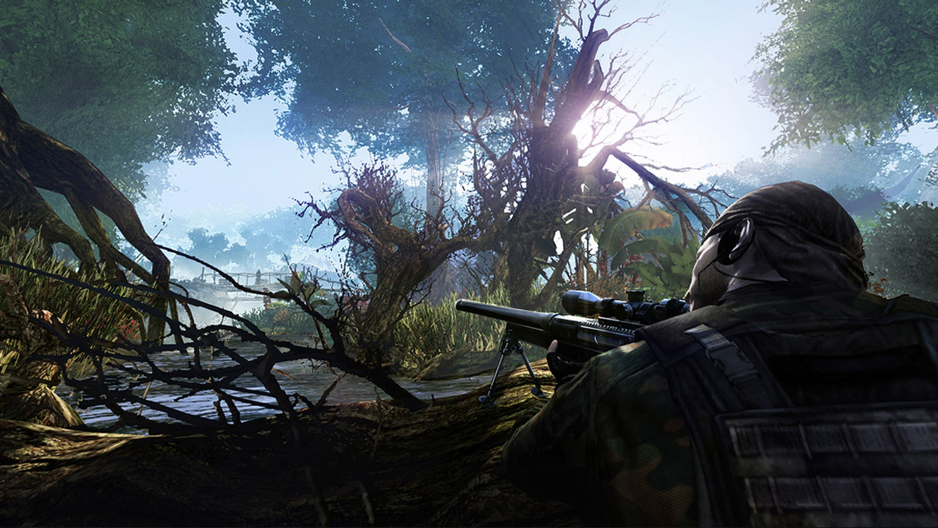 Sniper: Ghost Warrior 2 HD Wallpapers #4