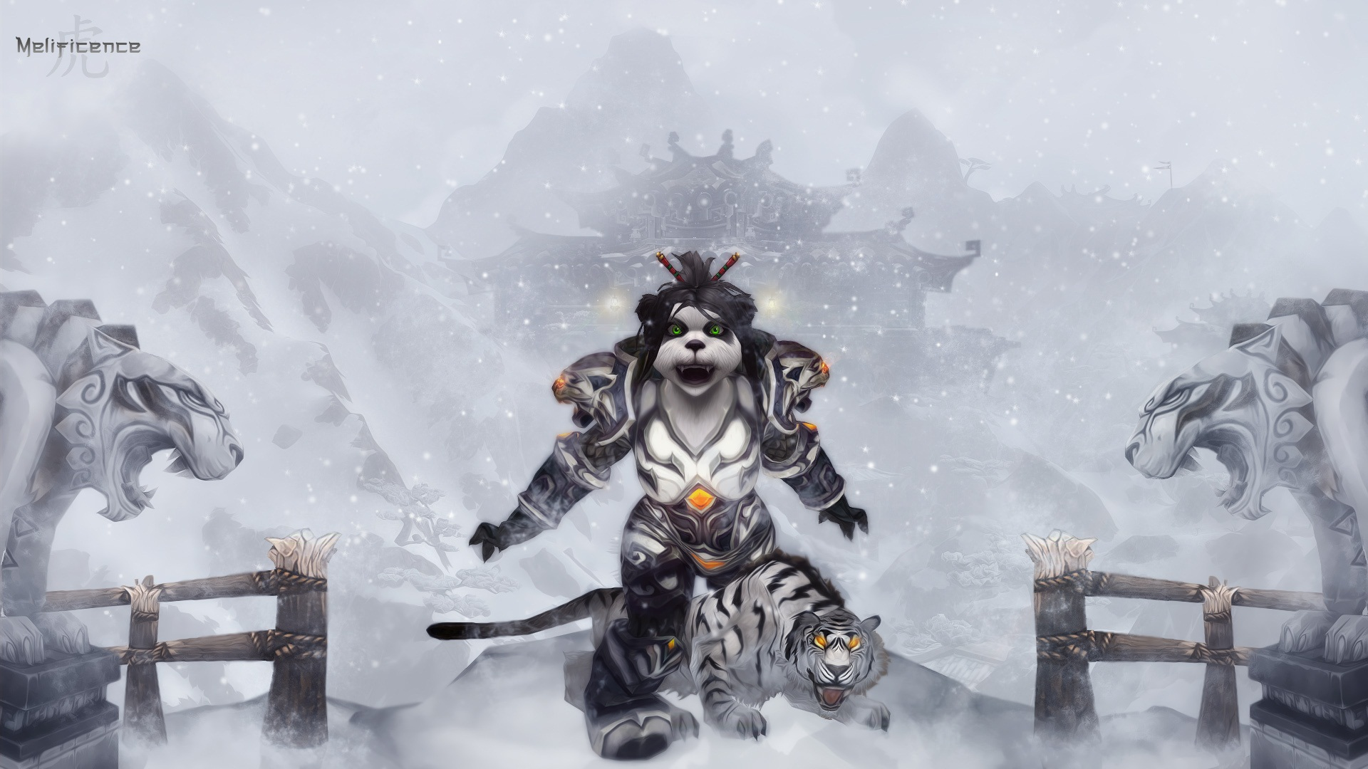 World of Warcraft: Mists of Pandaria HD wallpapers #4 ...