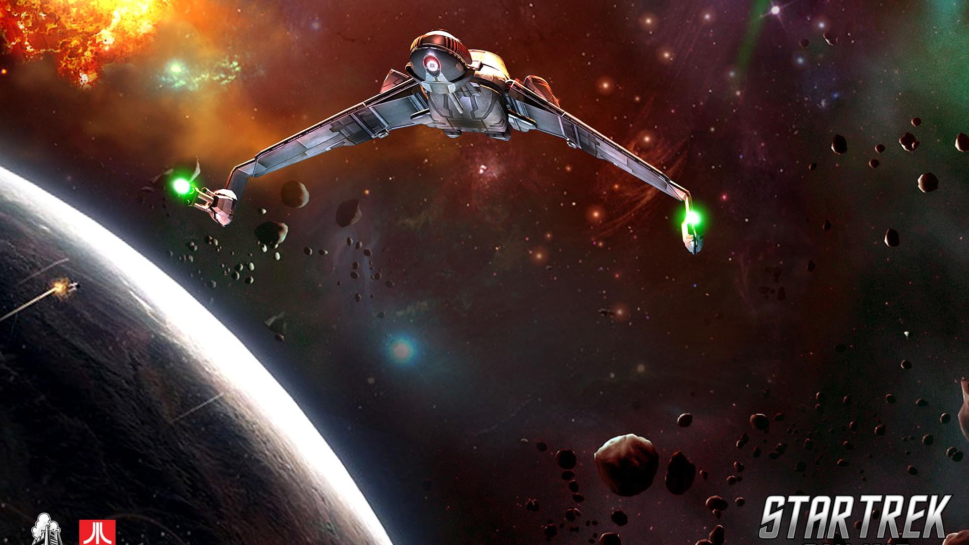 星际迷航拉克丝_star trek online 星际迷航在线 游戏高清壁纸14 - 1920x1080