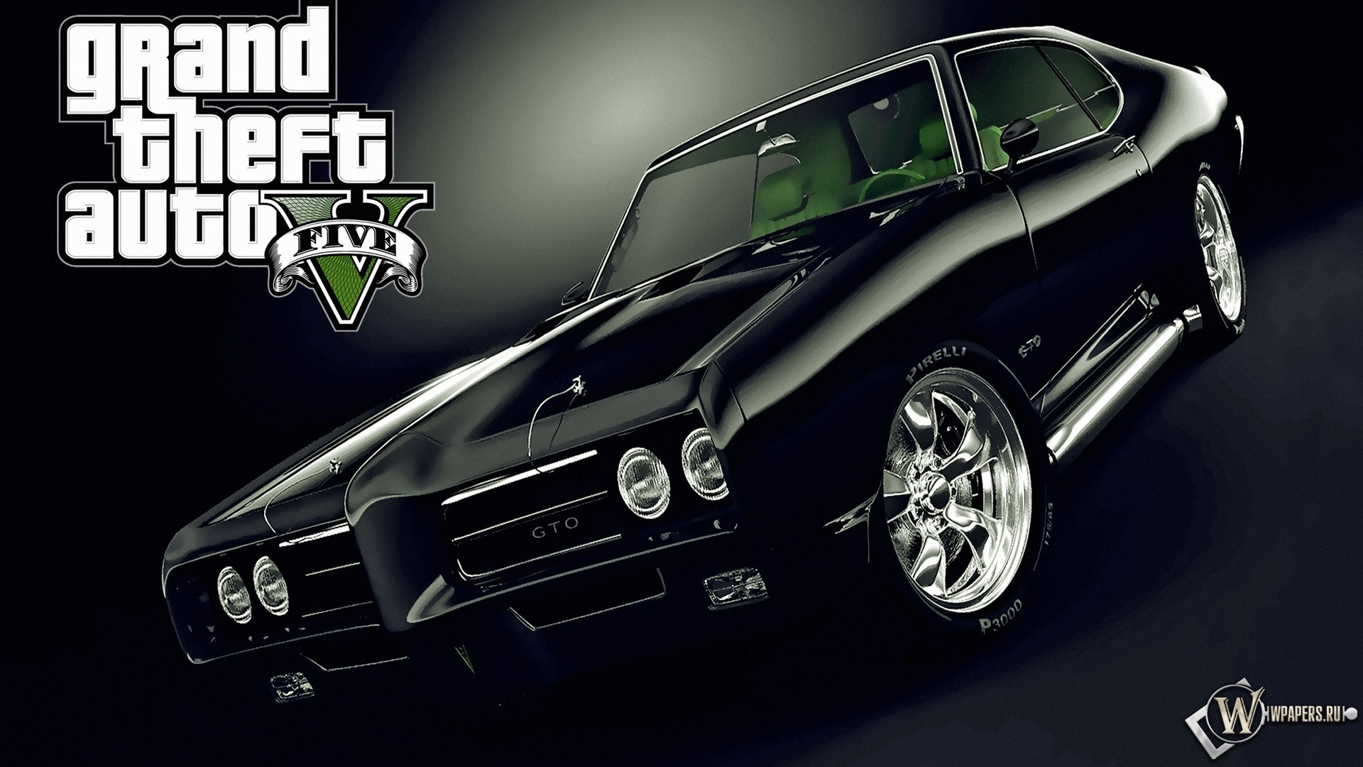 Grand Theft Auto V GTA 5 HD Spiel Wallpapers #2