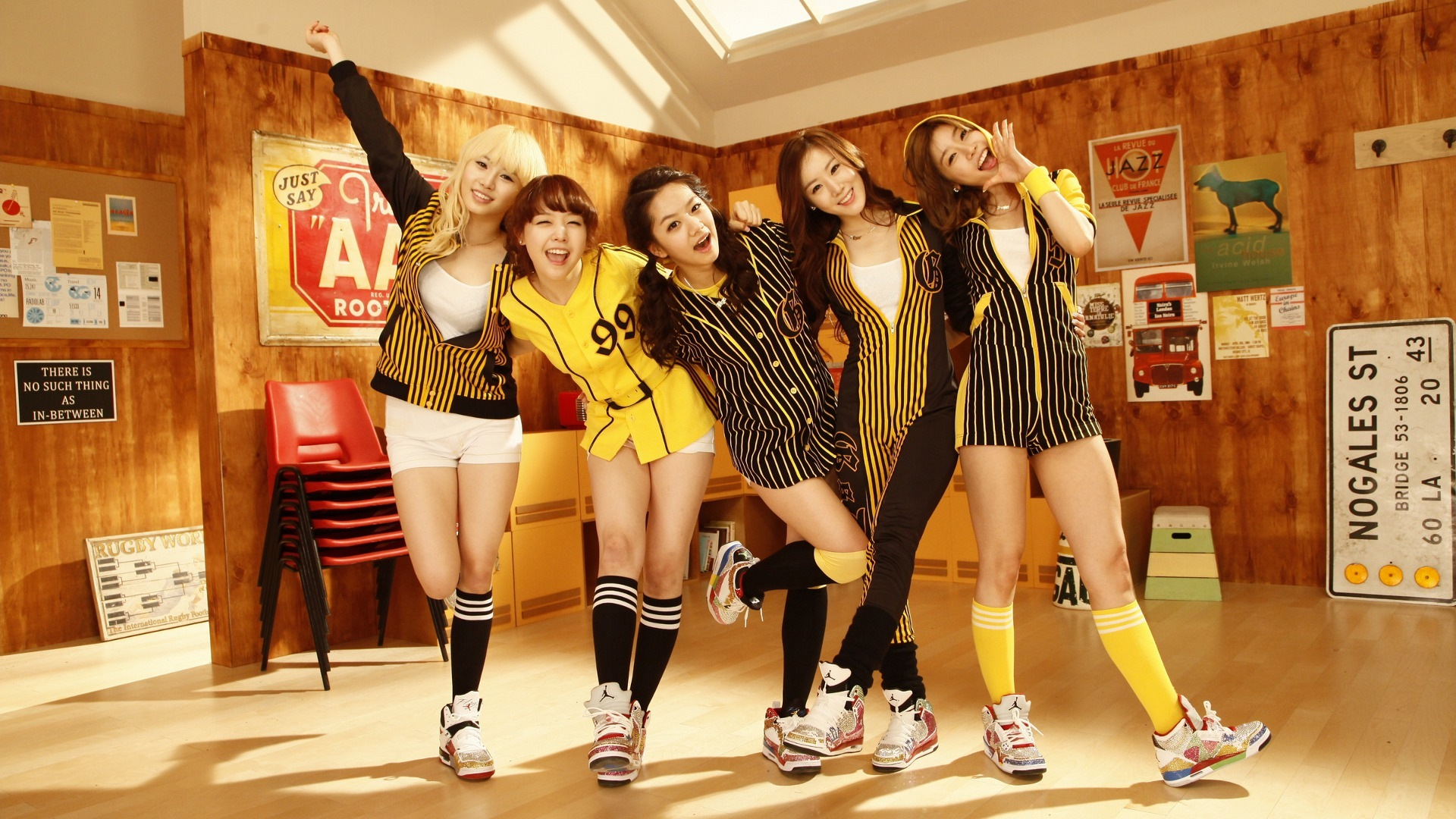 girls day wallpaper by - photo #40
