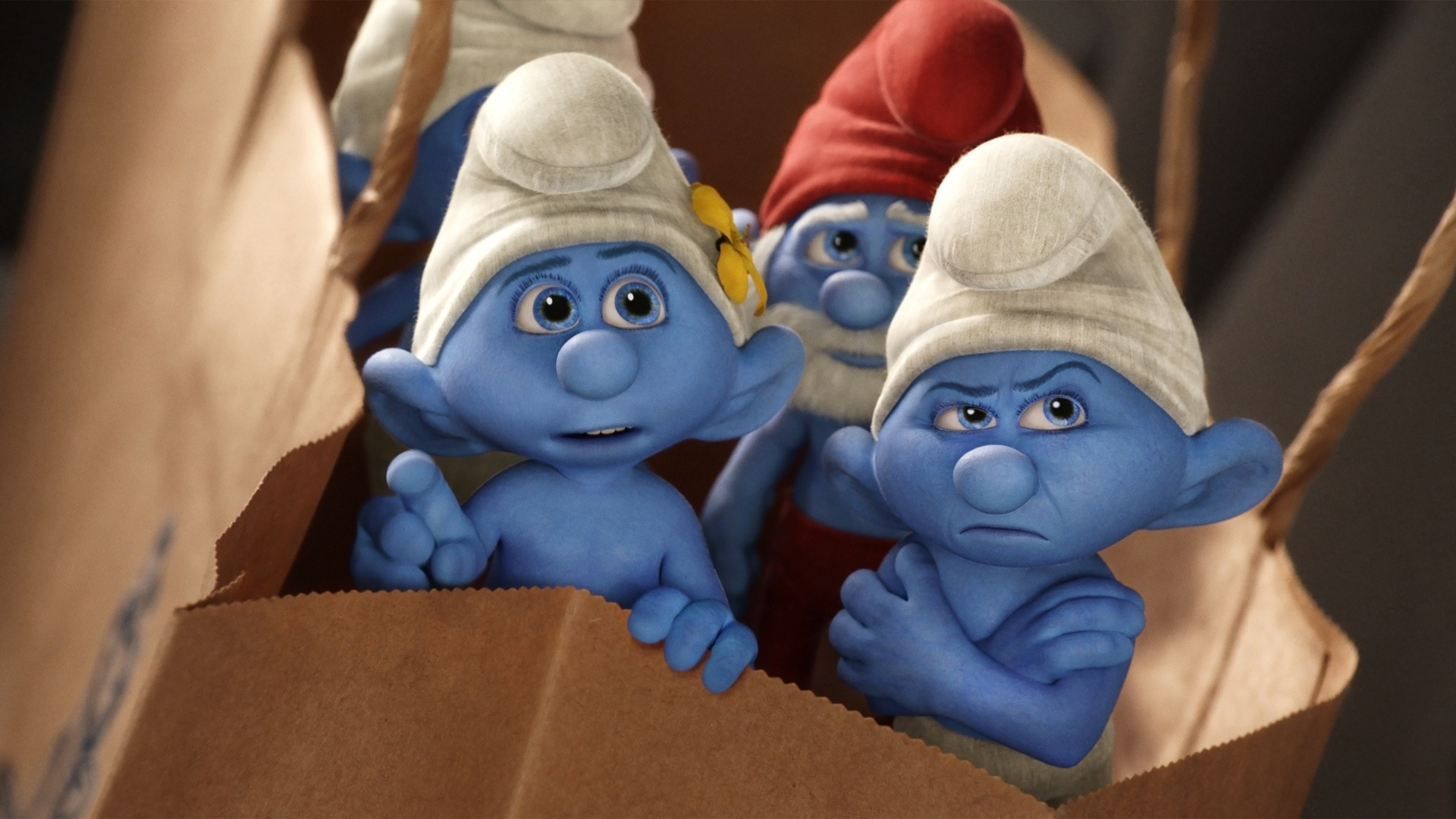the smurfs 2 hd movie wallpapers #12 - 1920x1080 wallpaper download