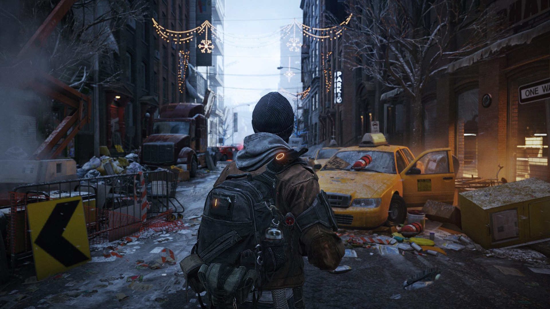 tom clancy's the division, pc game hd wallpapers #3 - 1920x1080