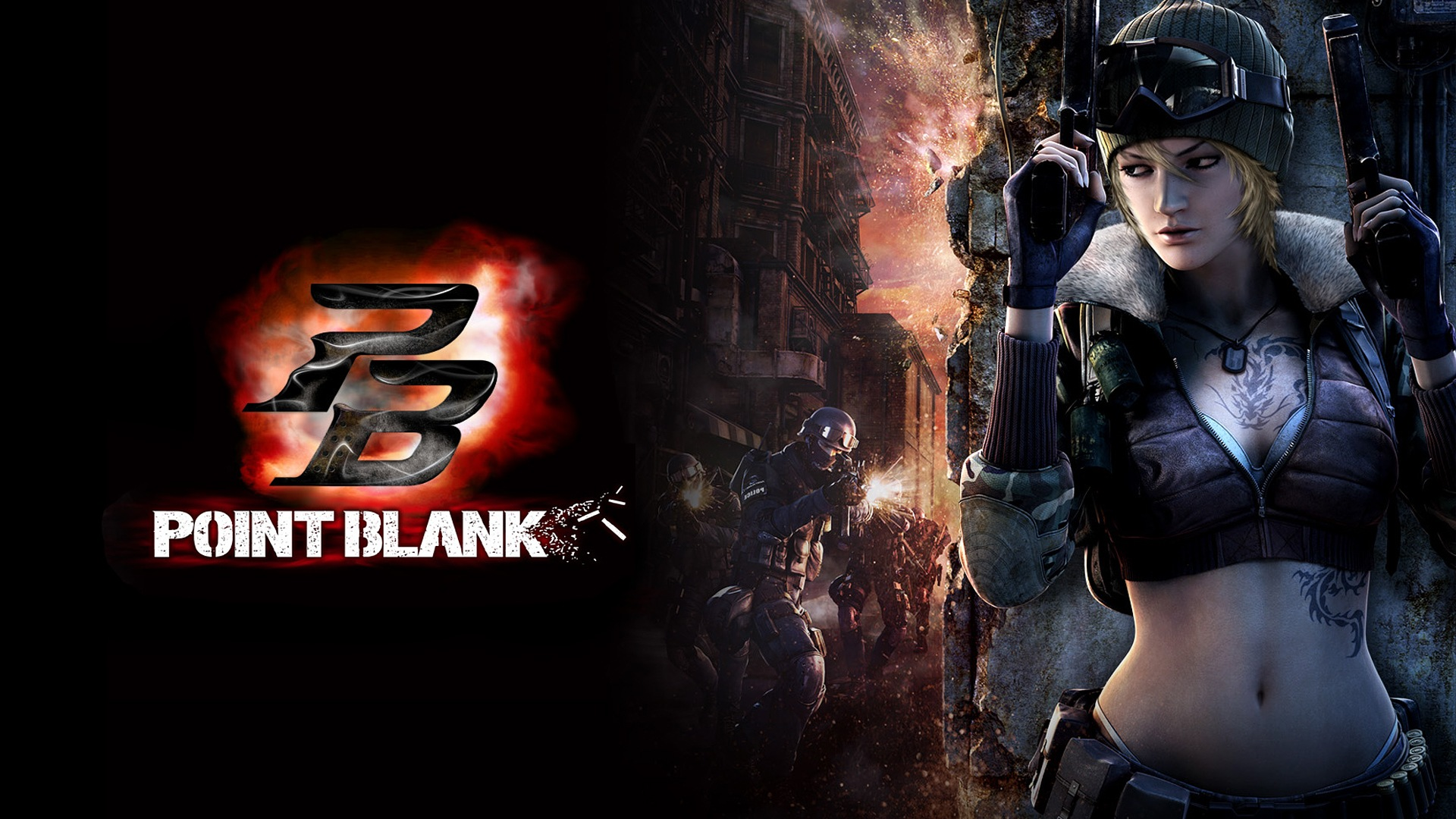 Point Blank Hd Game Wallpapers 2 1920x1080 Wallpaper Download