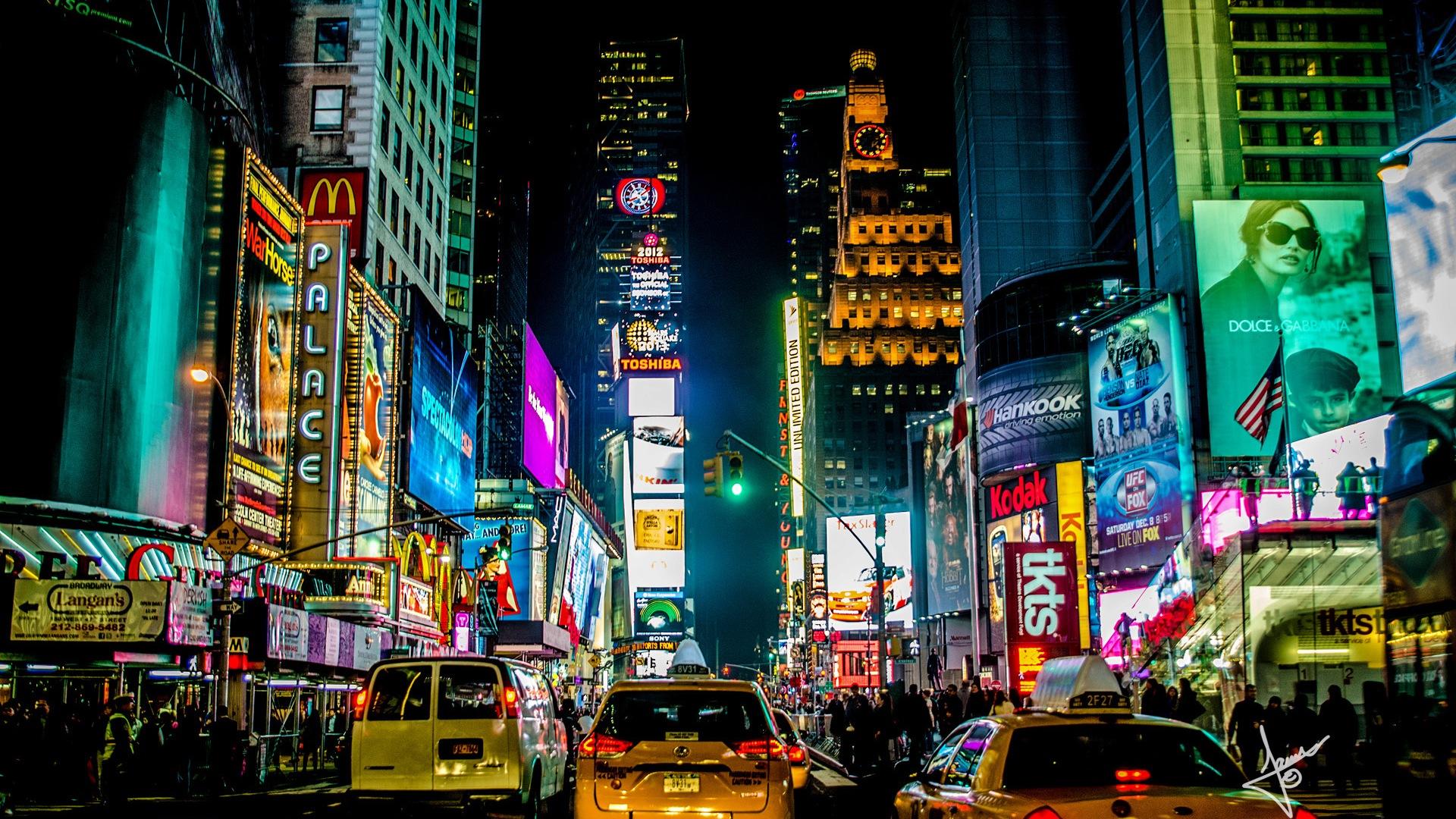 fond d'ecran new york