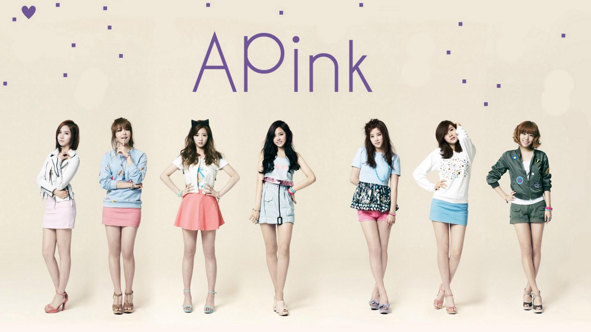 Korean Music Girl Group A Pink Hd Wallpapers 2 1920x1080
