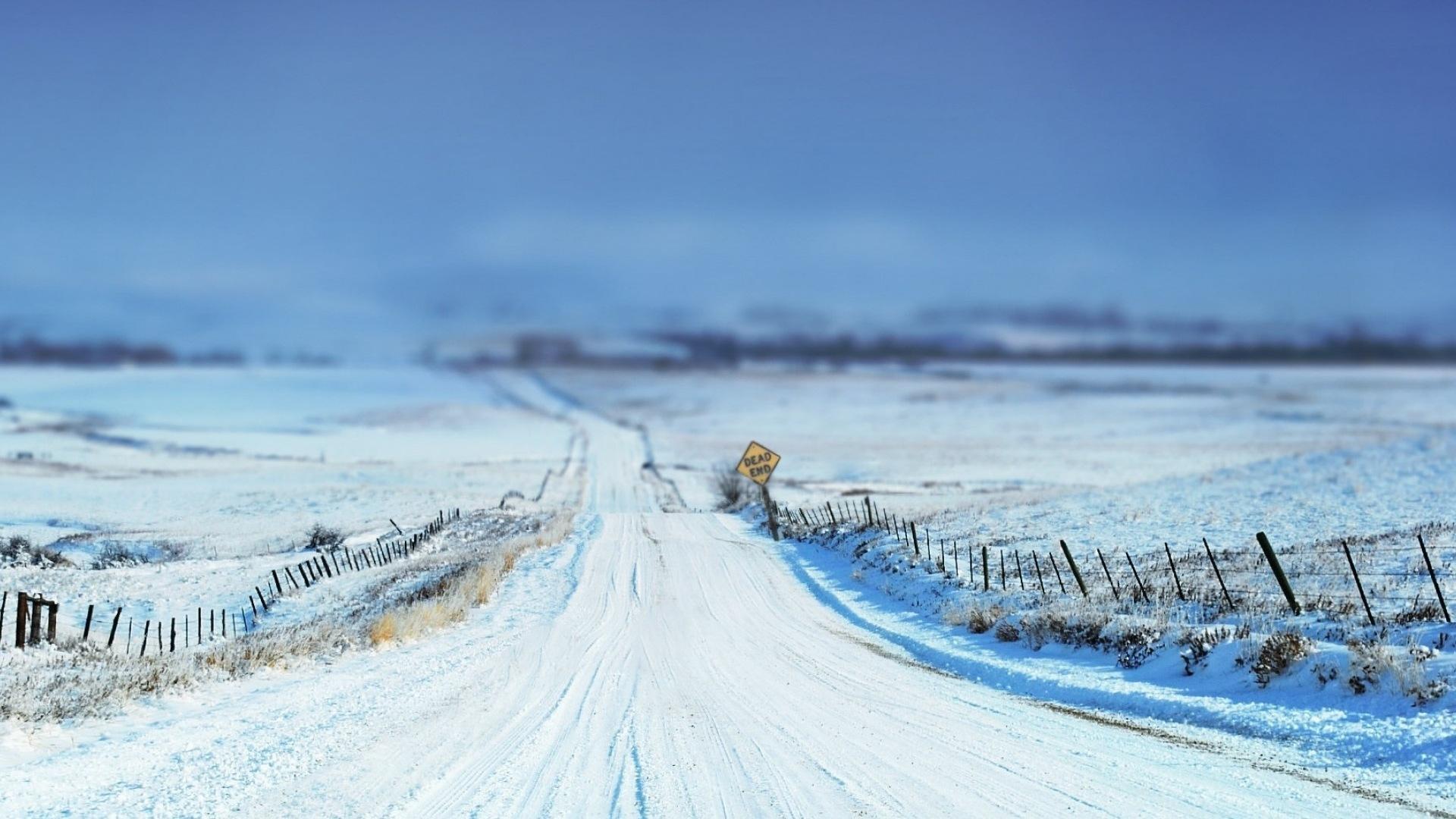 Hiver neige montagnes lacs arbres routes fonds d for Photo hd gratuite