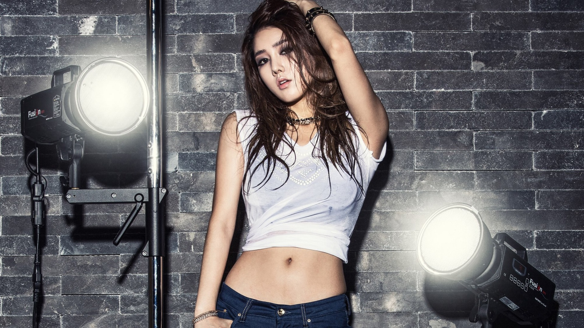 Spica Korean girls music idol combination HD wallpapers #7