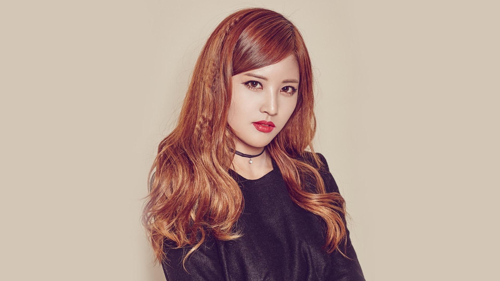 Tren-D Korean girls combination HD wallpapers #19