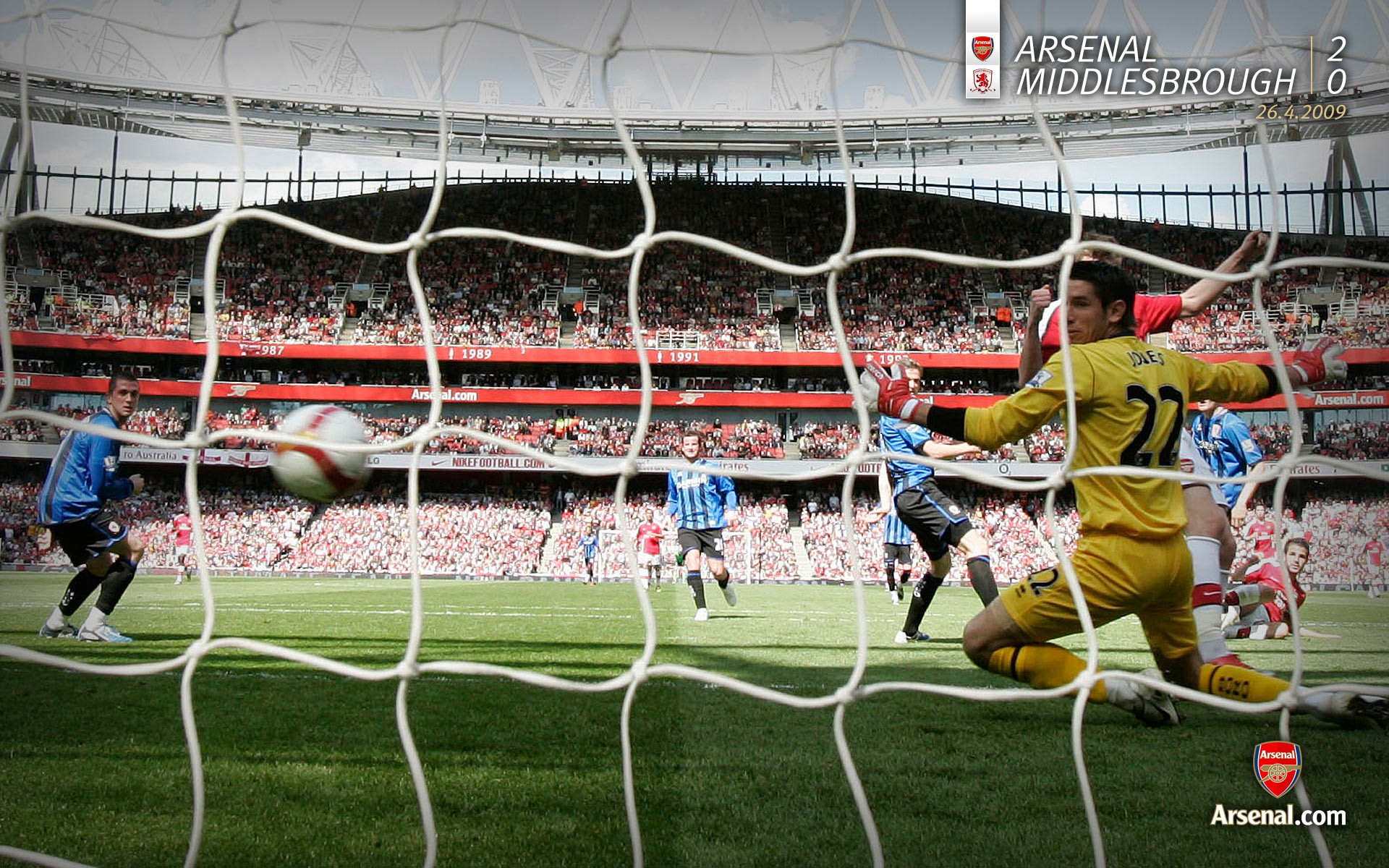 Pin arsenal wallpaper 41 1920x1200 download on pinterest for Arsenal mural wallpaper