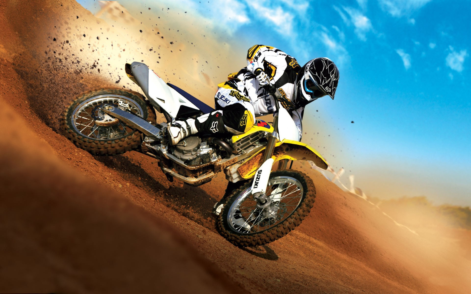 Off Road Moto Hd Wallpaper 1 40 1920x1200 Fondos De