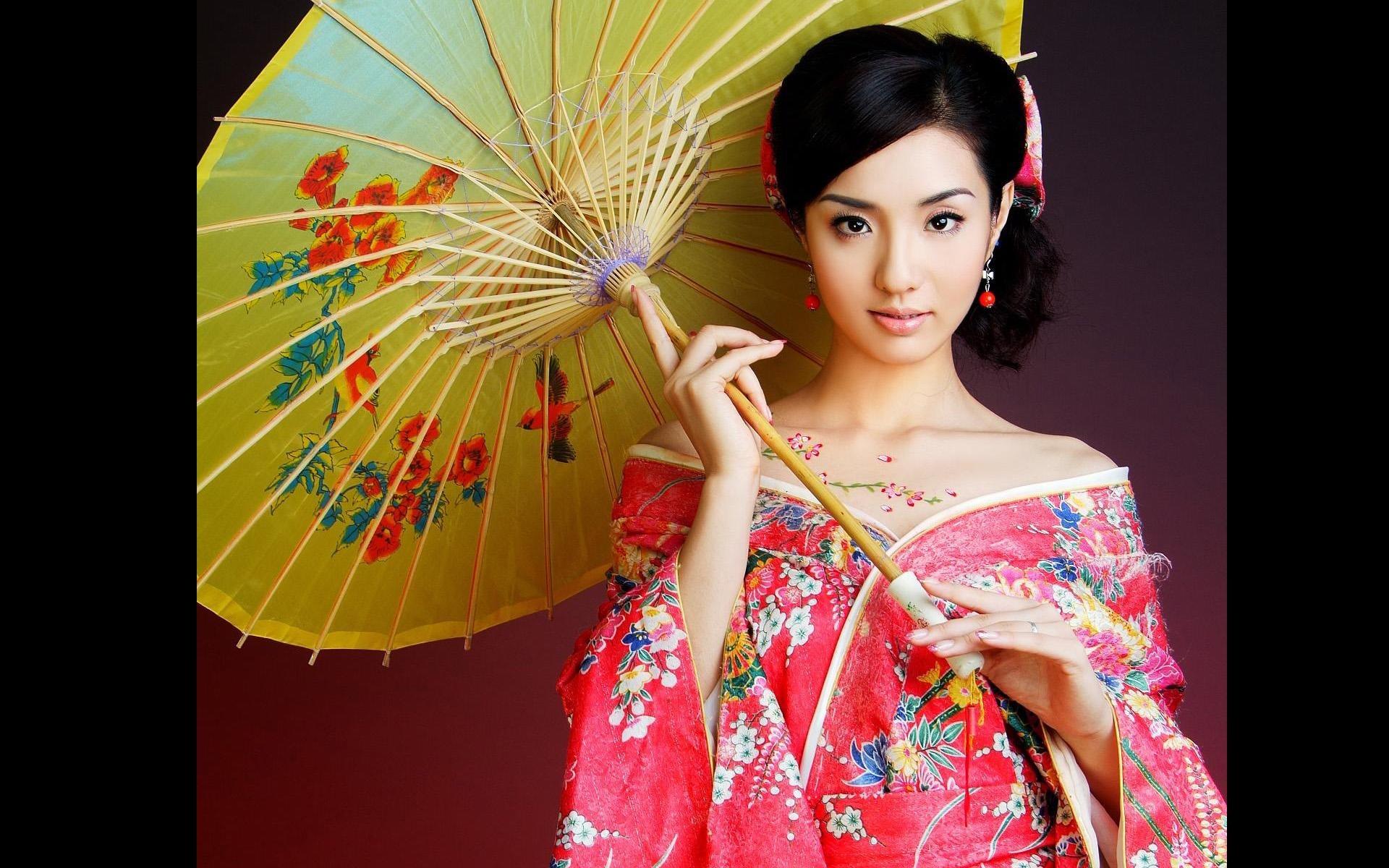 Фото девушек и китайцев