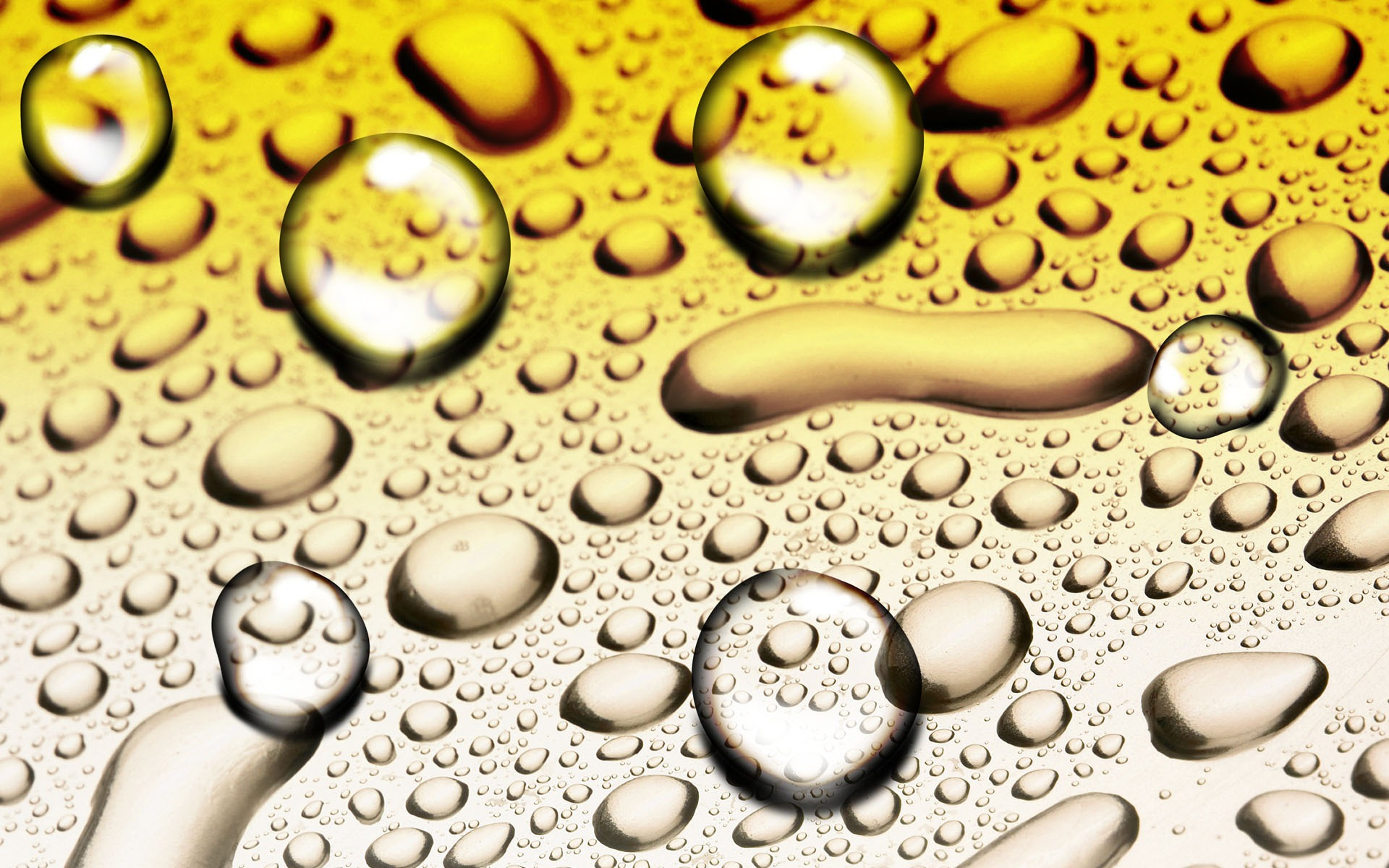 Colorful Water Drops Hd wallpapers HD free - 3150