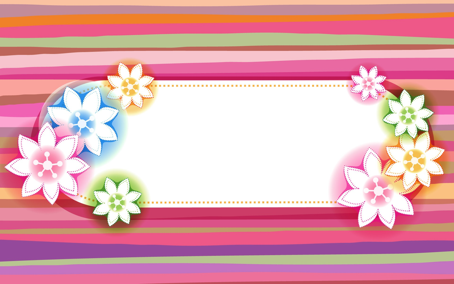 Colorful Vector Background Wallpaper (3) #5