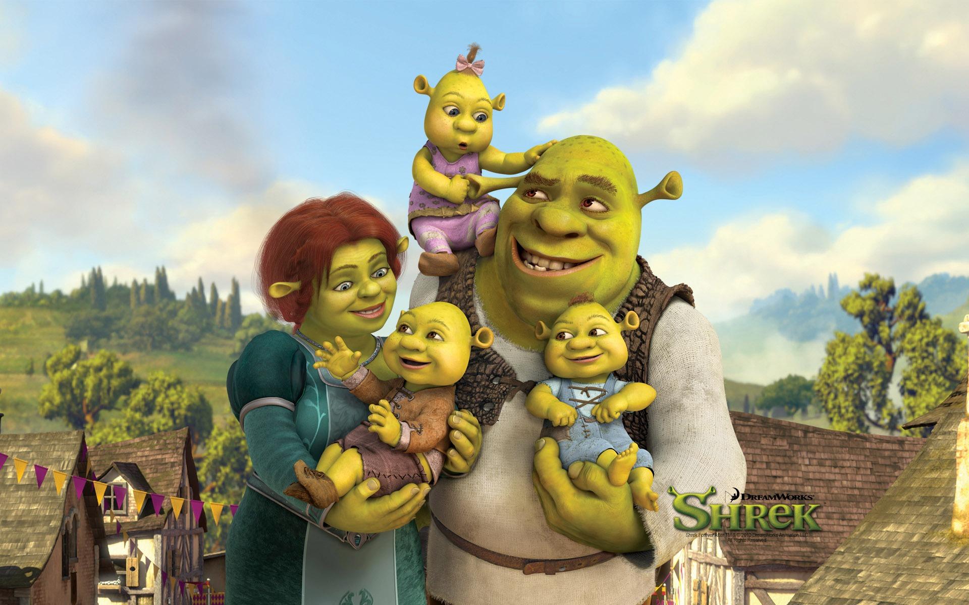 Shrek Forever After Hd Wallpaper 1 1920x1200 Wallpaper Download