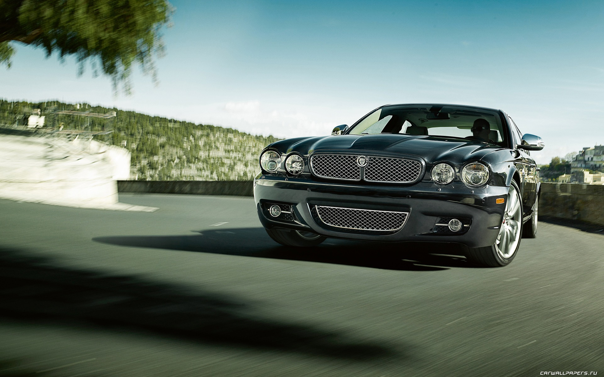 Jaguar Xj Hd Wallpaper Download