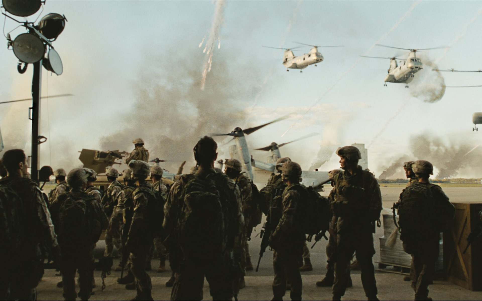 Battle: Los Angeles wallpapers #9 - 1440x900 Wallpaper Download ...