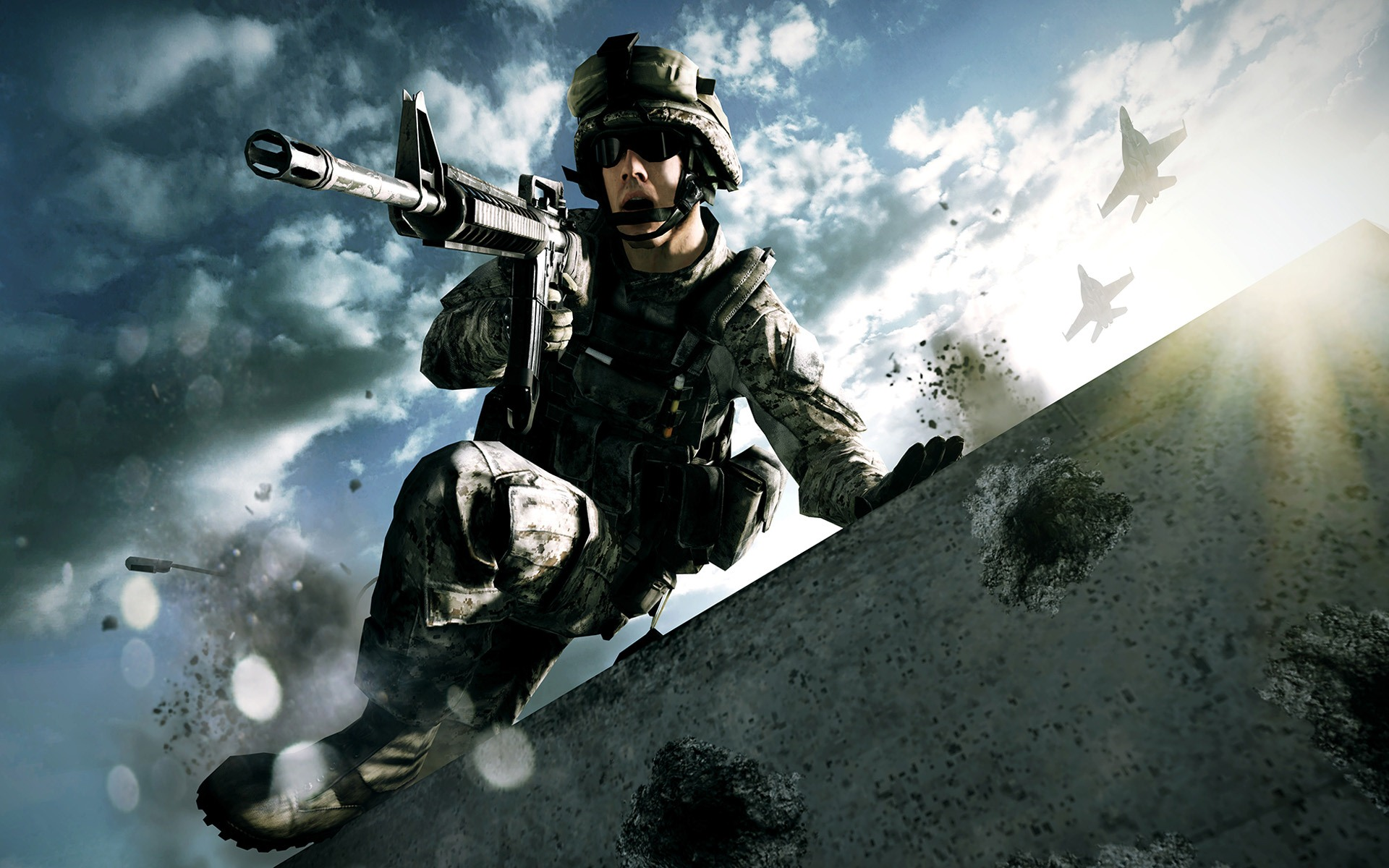 battlefield 3 hd wallpapers #7 - 1920x1200 wallpaper download