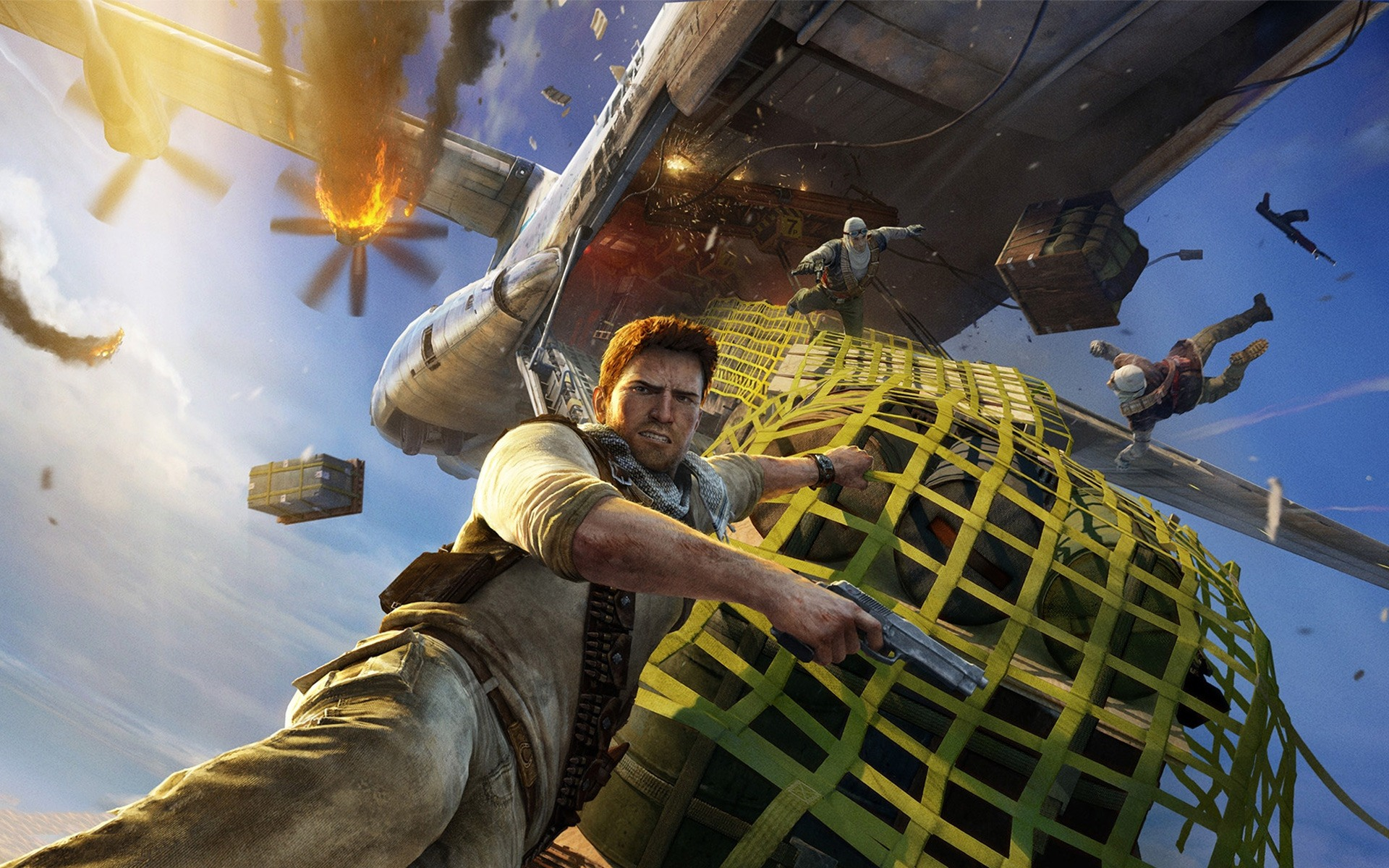 Uncharted 3 Drakes Deception Hd Wallpapers 12 1920x1200