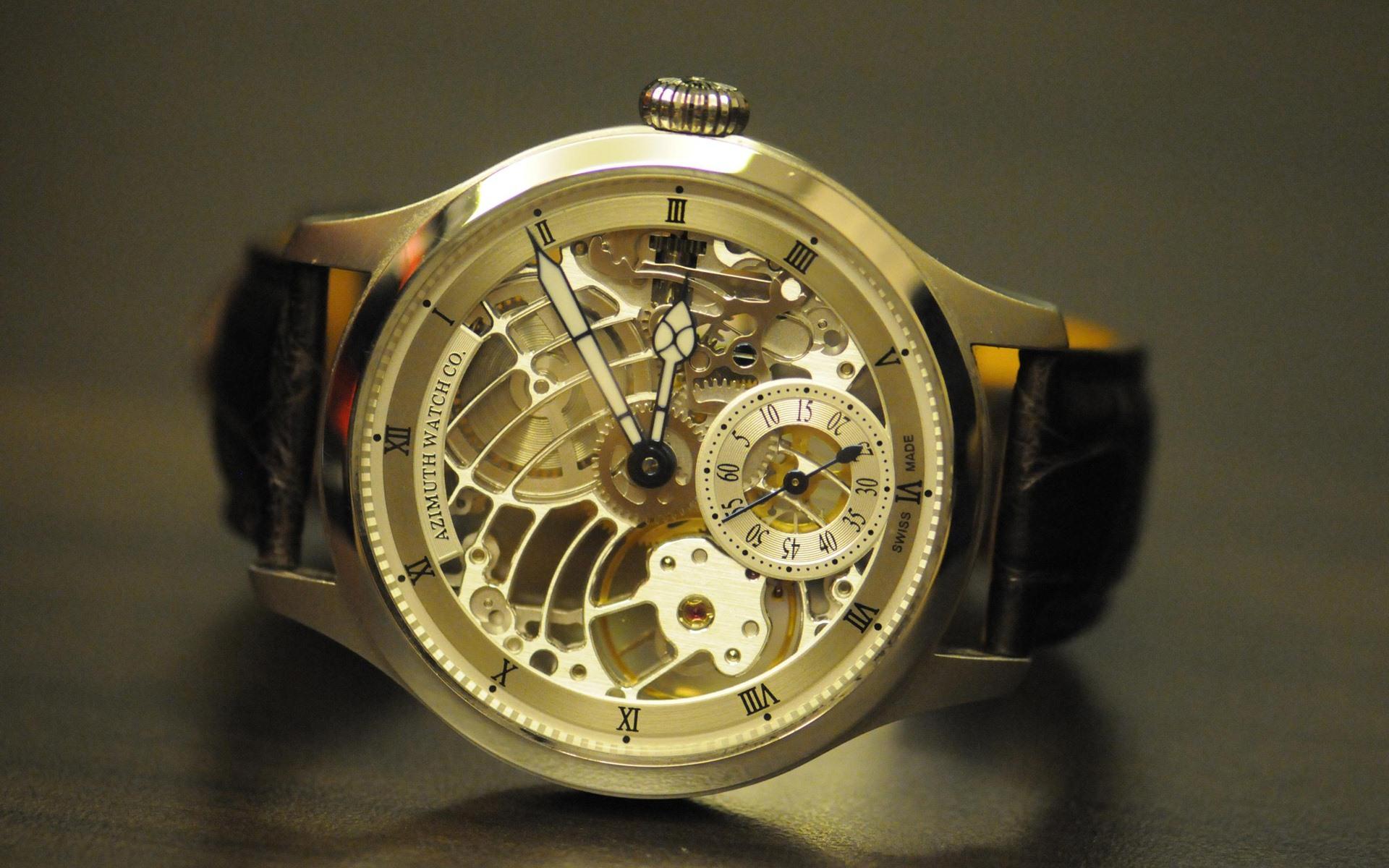 Популярные наручные часы