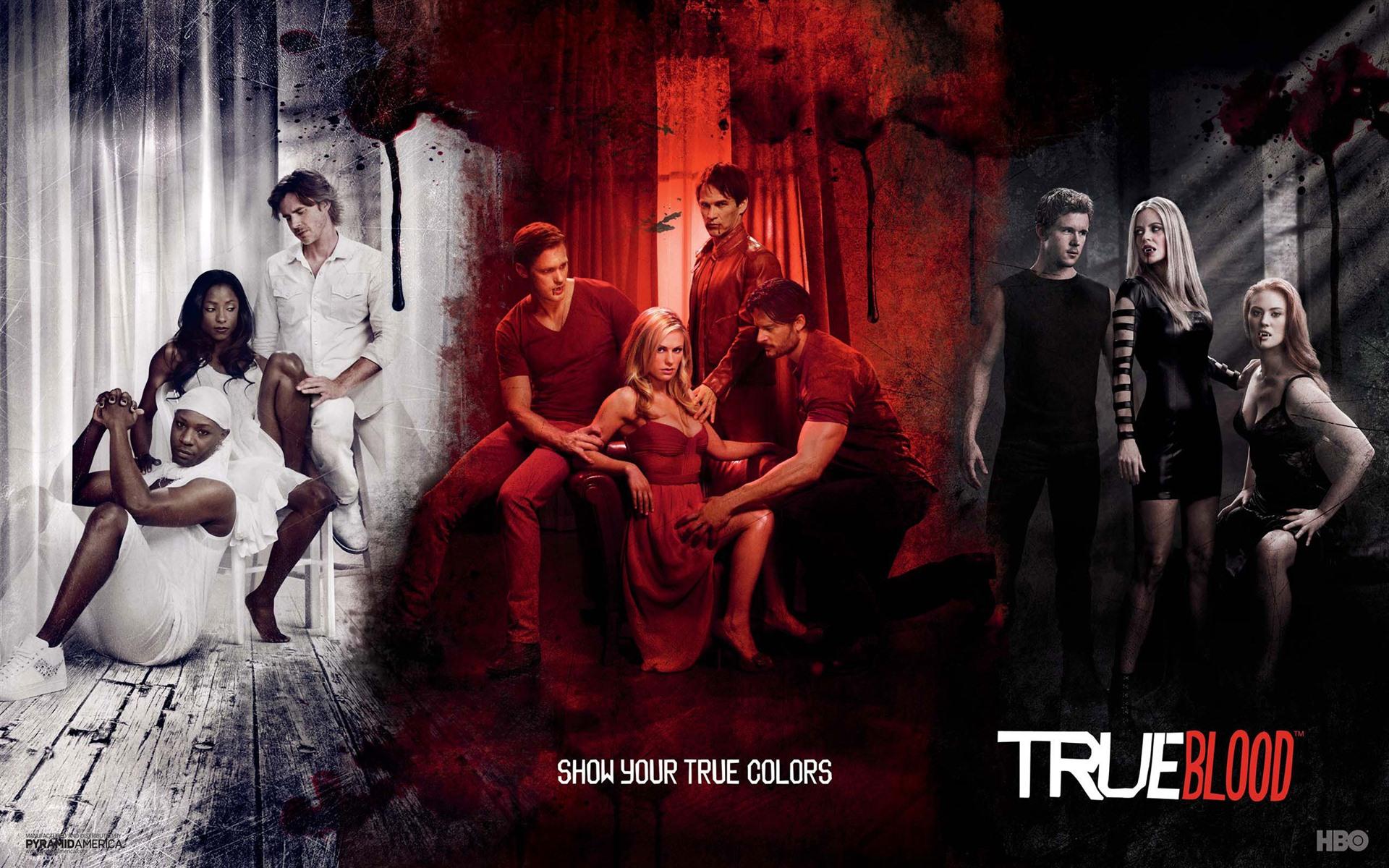 True Blood Wallpaper Hd: True Blood TV-Serie HD Wallpaper #2