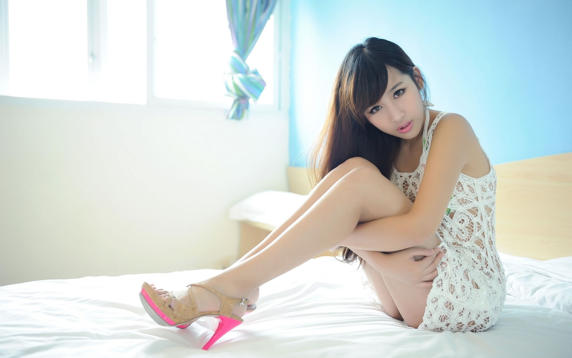Simply matchless Beautiful girls with long legs final