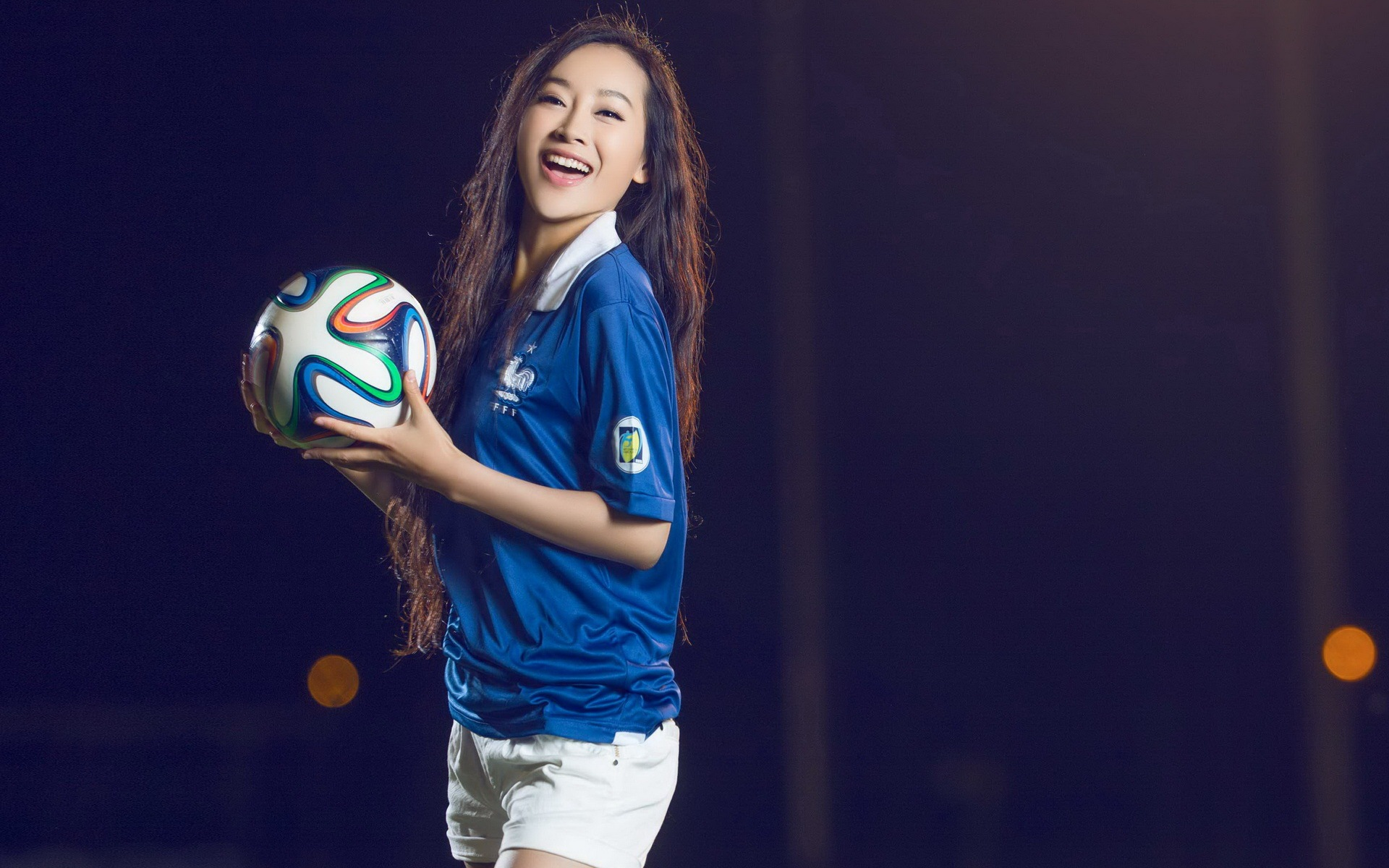 32 World Cup Jerseys Football Baby Beautiful Girls Hd Wallpapers