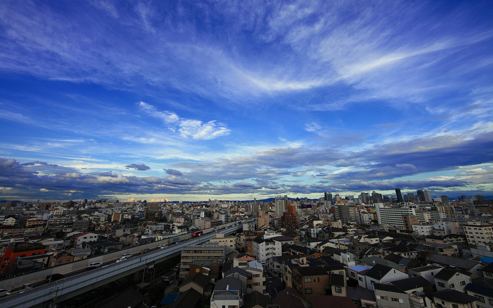 Japan City Beautiful Landscape Windows 8 Theme Wallpapers 4
