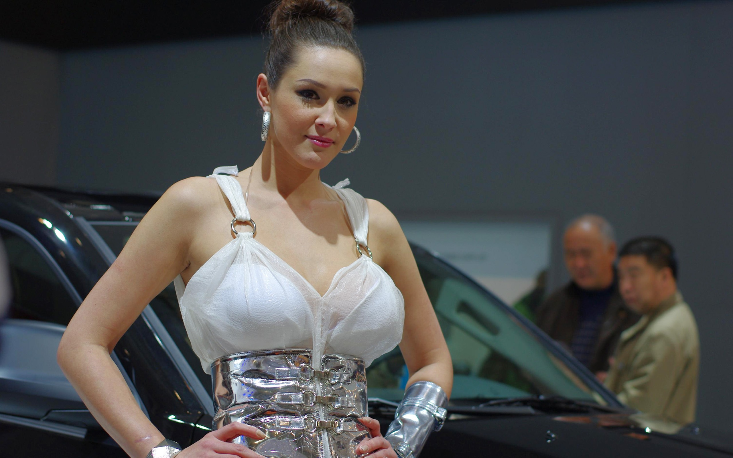 2010 Beijing Auto Show beauty (michael68 works) #11 - 2560x1600