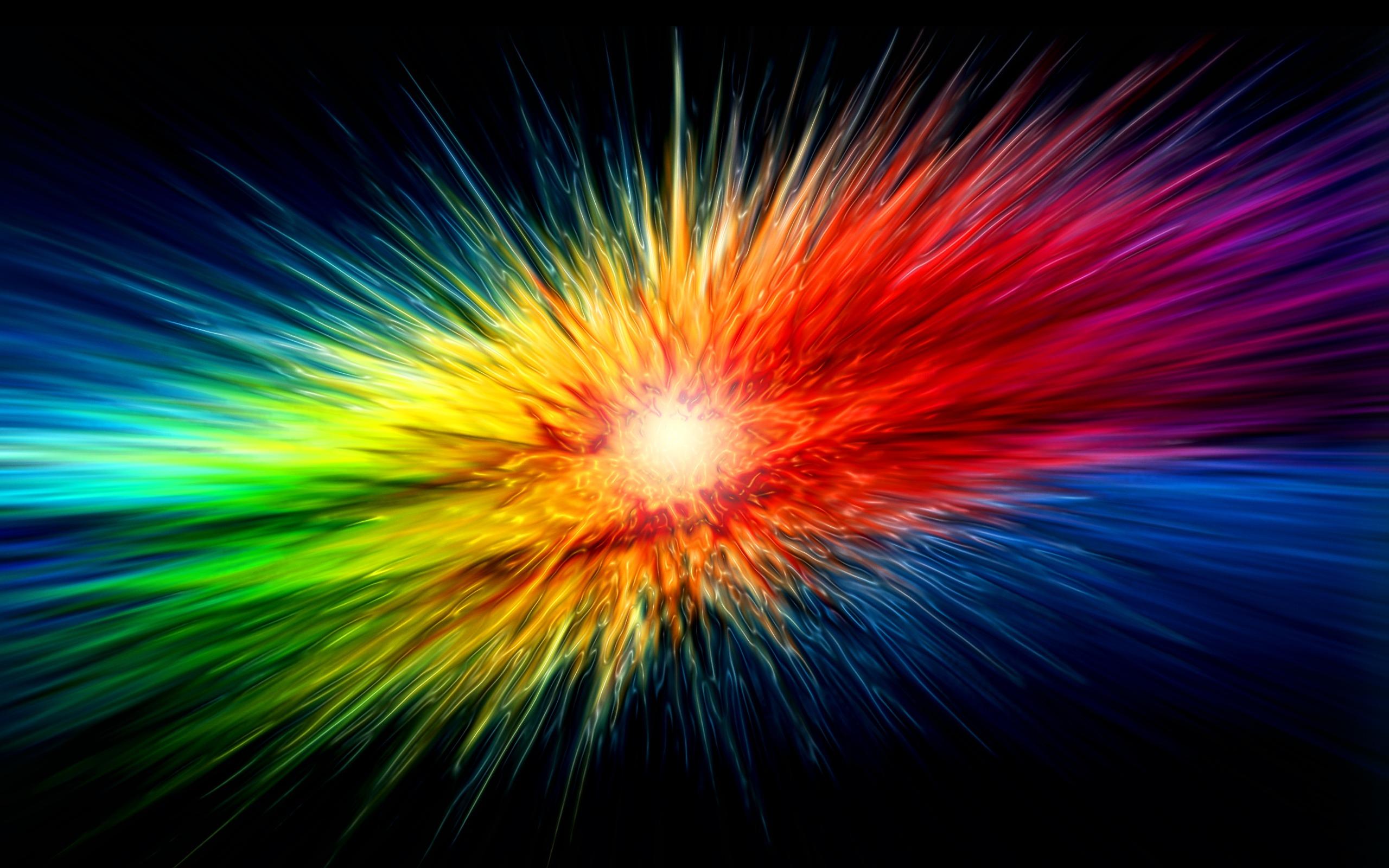 Супер яркий цвет