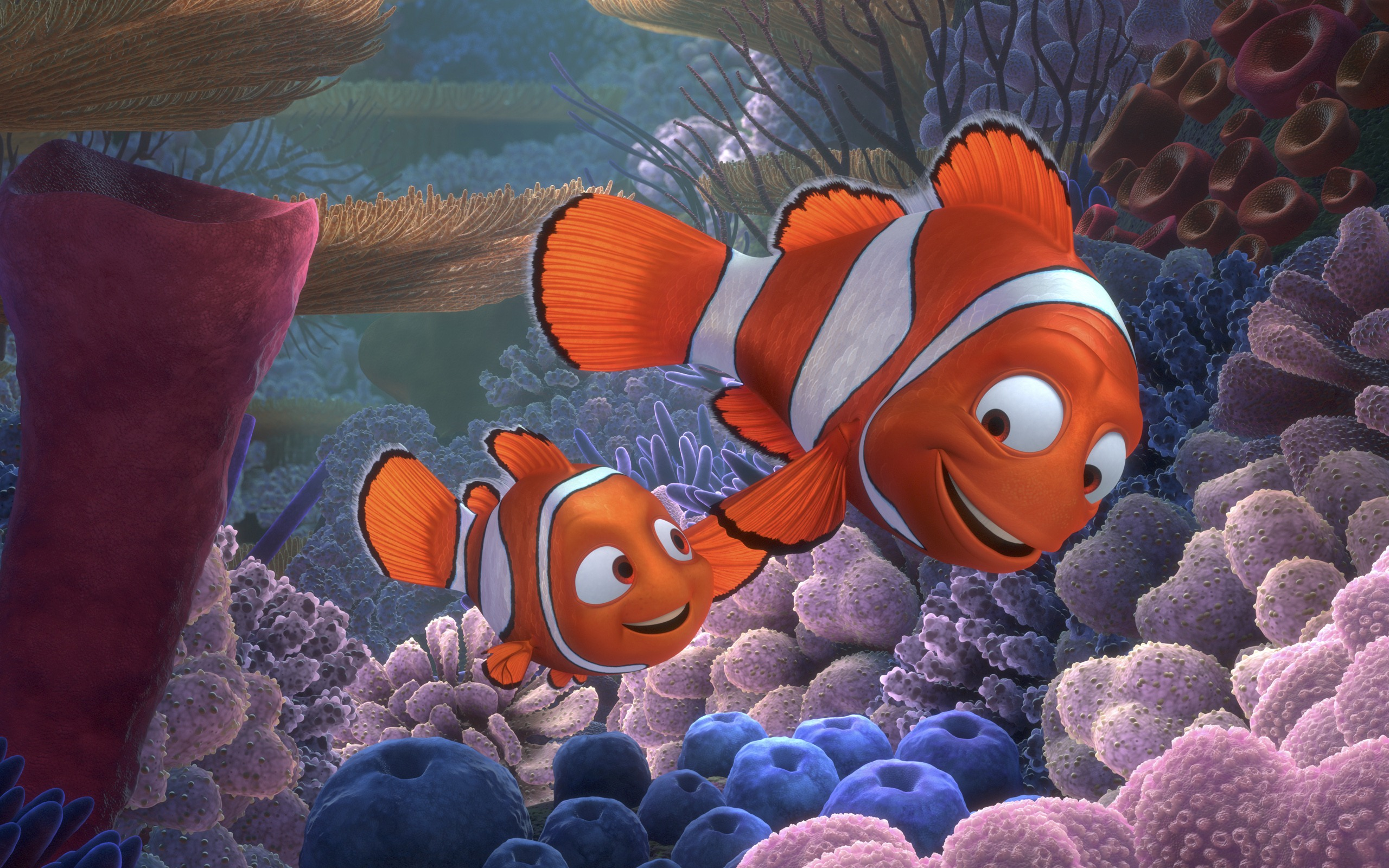 Finding Nemo 3D 2012 HD Wallpapers 11