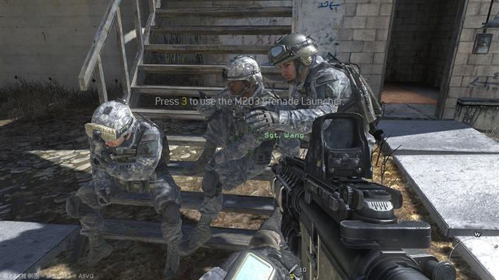 Call Of Duty 6: Modern Warfare 2 HD Wallpaper (2) #29