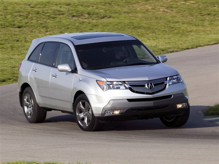 Acura MDX sport utility vehicle wallpapers 33