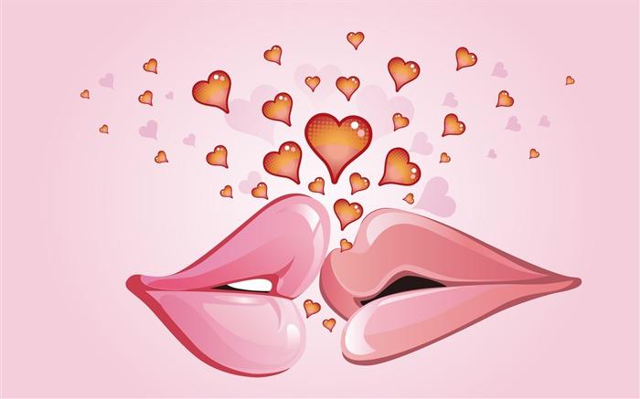 Valentinstag Love Theme Wallpaper 22 Wallpaper Vorschau
