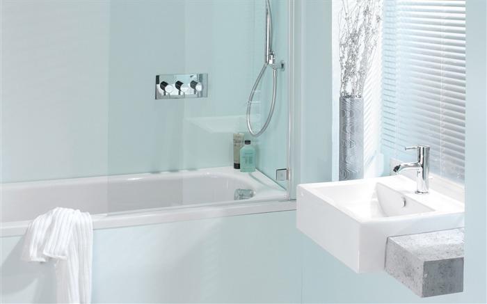 Fond d 39 cran photo salle de bain 2 4 fond d 39 cran for Ecran salle de bain