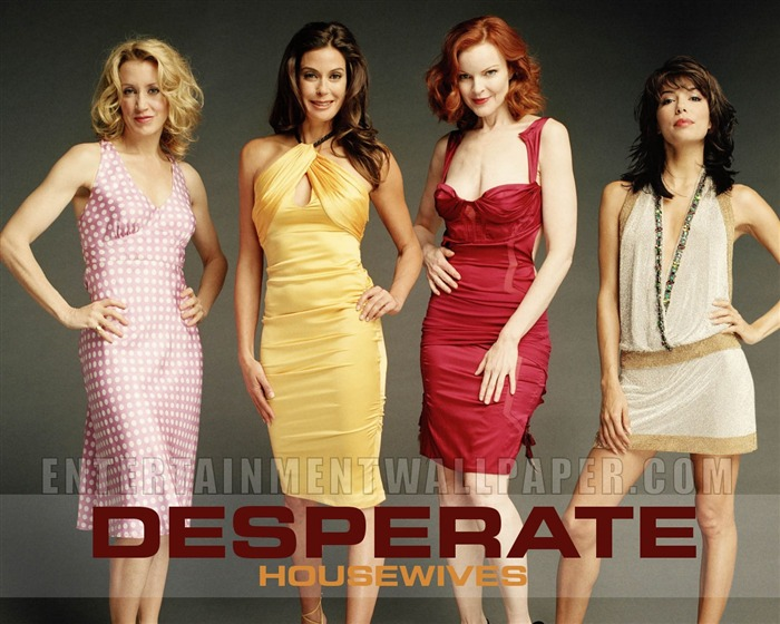 Desperate Housewives 絕望的主婦 #1