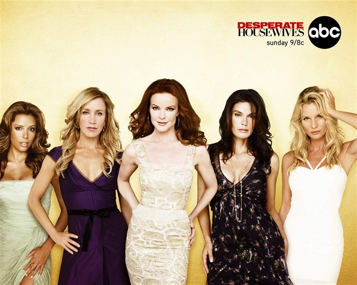Desperate Housewives 絕望的主婦 #3