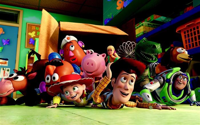 Toy Story 3 HD papel tapiz #7 - Fondo de pantalla de vista previa ...