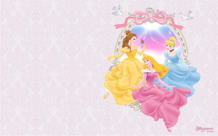 Princesa Disney de dibujos animados fondos de escritorio (4) #6 ...