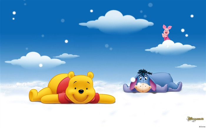 Disney Tapete Winnie Pooh : Cartoon Disney Winnie the Pooh