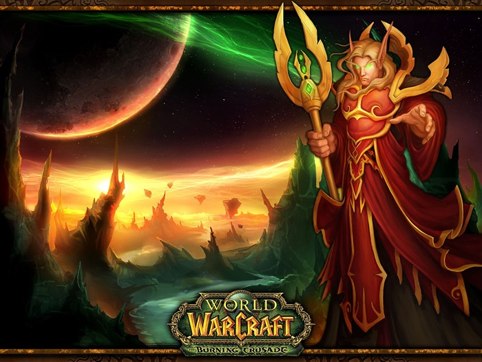 World of Warcraft Album Fond d'écran HD (2) #12