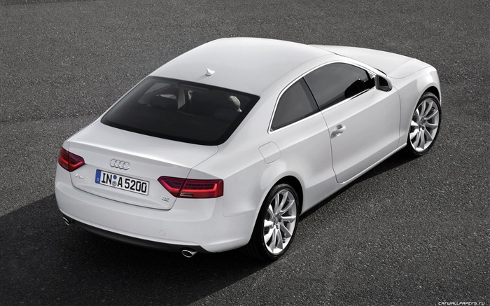 Audi A5 Coupe - 2011 HD wallpapers #8