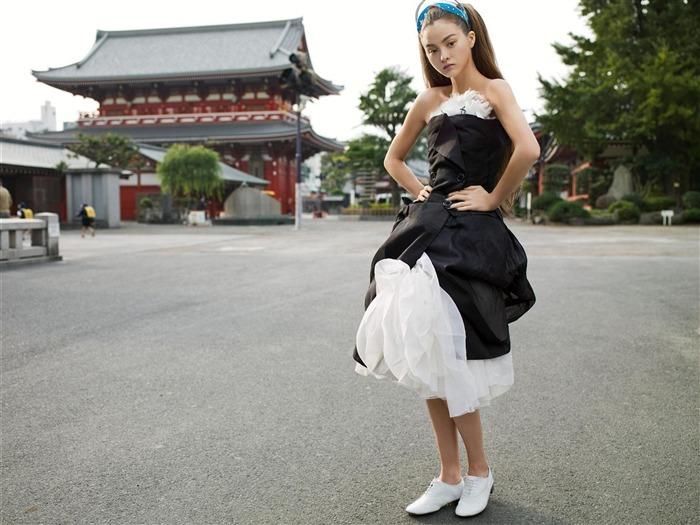 devon aoki 戴文·青木 美女壁纸2